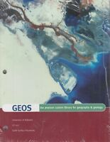 GEOS University of Alabama GY102 Earth Surface Processes with Student Access Cod