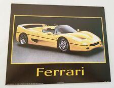 Ferrari Photo LM250 Red Auto 8 x 10