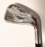 Callaway Apex Pro Forged 19 Irons / 4-PW + AW (8 clubs) / Elevate Tour Stiff