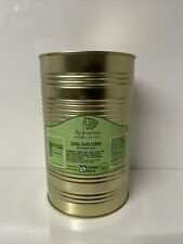 Gordal Olives Stuffed With Basque Chillis Large Tin 2kg Drained Weight Vegan