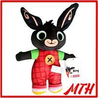 "Cbeebies Bing Bunny 8"" Soft Plush Toy Fisher Price Mattel Original 2014 - NEW"