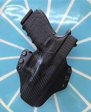 Crazy Eyes Holsters Glock G17, G22, G31 OWB KYDEX Holster
