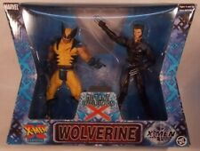 Marvel Legends Classics X-Men Wolverine Mutant Evolution Of X Movie Hugh Jackman
