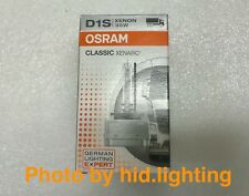 D1S 66140 OSRAM Original Xenon HID Car Headlight Bulb 35W (Single) 4200K