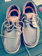 SPERRY BOAT DECK SHOES TOP SIDER SIZE 8W