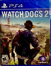 Watchdogs 2 Ps4 Brand New Sealed