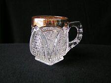 Massachusetts Mug US Glass EAPG