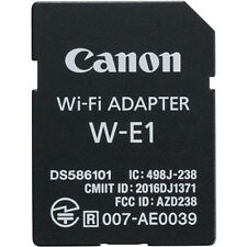 Canon Wi-Fi Wifi Adapter W-E1 For EOS7DMK2 EOS5Ds EOS5DsR /AIRMAIL with TRACKING
