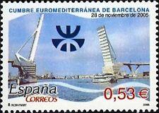 España 2005, Serie X Cumbre Euromediterránea (MNH) / CF4259