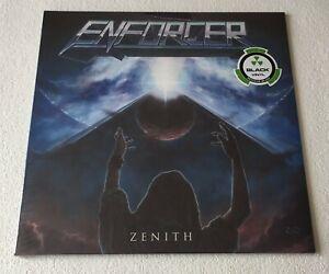 ENFORCER ~ ZENITH ~ 2019 GERMAN 10-TRACK VINYL LP RECORD [NEW & SEALED]