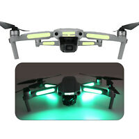 2PCS Night Luminous Sticker Noctilucent Decals For DJI Mavic Air 2 RC Drone Arm