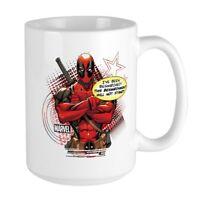 CafePress Deadpool Maximum Stainless Steel Travel Mug 259935275