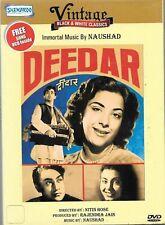 DEEDAR - DVD - Dilip Kumar, Nargis, Ashok Kumar, Nimmi, Baby Tabassum, Yakub