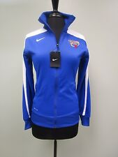 VINCENNES BASKETBALL JACKET NIKE DRI-FIT WARM UP STRETCH WOMEN'S S NWT $65