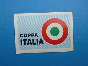CALCIO FLASH 89 - LOGO COPPA ITALIA