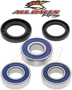 Rear Wheel Bearings DRZ400S DRZ400SM DRZ400E DRZ400K Suzuki ALL BALLS 25-1117