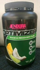 Endura Sports Nutrition Optimizer Race & Recovery Fuel Coco Pine Splice 1440g