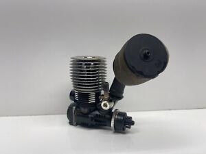 Hpi Savage 5.9 Big Block Nitro Engine W Roto Start Rc Part #5866