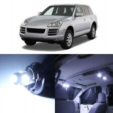 21 x Error Free White LED Interior Light For 2003 - 2010 Porsche Cayenne + TOOL