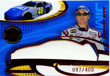 2005 Press Pass Eclipse #UCD 1 Under Cover Car Cover Jimmy Johnson /400