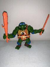 TMNT Caveman Leonardo With Accessories Loose