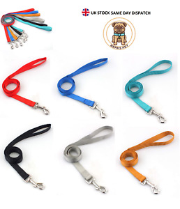 Strong Dog Leads 1.2 Meter Dog Puppy Leash Durable Nylon Lead Training 4 Colours