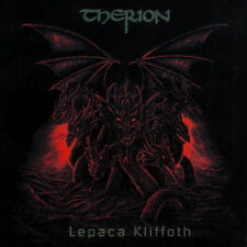 Therion ‎– Lepaca Kliffoth CD NEW