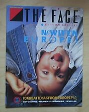 November The Face Music, Dance & Theatre Magazines