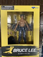 """Bruce Lee Action Figure 7"""" Diamond Select Toys MIB HTF Great Condition"""
