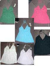 NWT American Eagle Outfitters Shoreline Halter Cami Top multiple colors and size