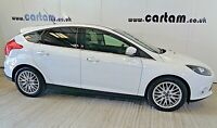 2014 Ford Focus 1.0 Ecoboost Zetec History New Engine HPi Clear NO RESERVE