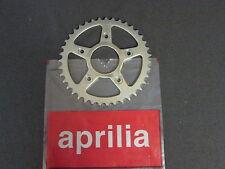 NEW GENUINE APRILIA RS125 96-98 122cc&123cc CHAIN RING Z=39 AP8107090