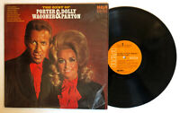 The Best of Porter Wagner & Dolly Parton - 1971 US 1st Press (NM) in Shrink