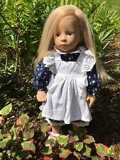 "Sylvia Natterer Fanouche Götz Blonde 14"" Doll"