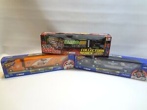 Dale Earnhardt Tony Stewart Home Depot Hauler Trailer 1:64 Winner's Circle Lot