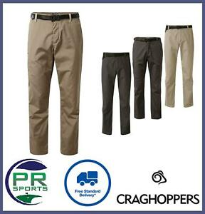 Brand New Craghoppers Mens Kiwi Boulder Outdoor Trousers