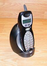 Genuine GE (25838GE6-A) Black 5.8GHz Single-Line Cordless Phone w/ Power Supply
