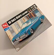 NEW OPEN BOX - AMT '66 BUICK RIVIERA LOWRIDER 1/25 Scale Model Car Kit - Nice