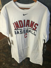"NWT Cleveland Indians XXL ""The Nike Tee"" T-Shirt"