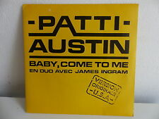 PATTI AUSTIN Baby come to me 15005