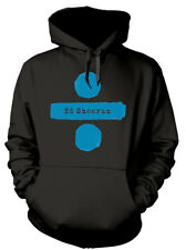 Official Ed Sheeran - Divide Logo Hooded Sweatshirt Medium
