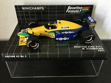 1/43 Benetton Ford B191 - #19 M. Schumacher (1991)