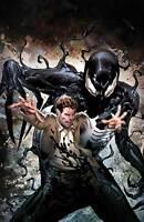 Symbiote Spider-Man Alien Reality #5 Greg Land Virgin Variant NM PRESALE