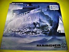 RAMMSTEIN - ROSENROT LTD EDITION + 3 TRACK LIVE BONUS DVD OVP   Shop 111austria