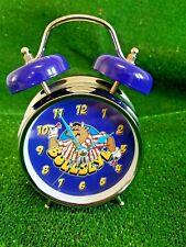 Bullseye Bully Musical Alarm Clock ITV Plays Theme Tune Jim Bowen Darts Vintage