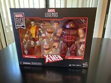 Marvel legends 80th years anniversary colossus and juggernaut 2 Pack Box Set