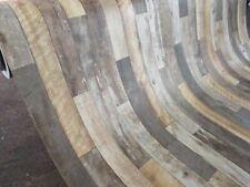 verschiedene Gr/ö/ßen Gr/ö/ße: 4,5 x 4 m 200 PVC Bodenbelag Holzoptik Dielenoptik Eiche wei/ß Meterware 300 und 400 cm Breite