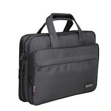 14'' Waterproof Nylon Oxford Men Briefcase Laptop Shoulder Bag Business Handbag