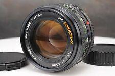 :Minolta MD ROKKOR-X 50mm F1.4 Manual Focus Prime Lens EXC Condition