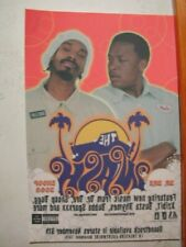 Snoop Dogg Dr Dre Poster Window Slick Dr. Doggy Promo